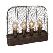 Made Ile Lampe poser SEB15543 Al