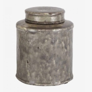 Made Ile Pot céramique taupe 2662301 QQ - Décoration - Ile d'Oléron Ø 19 cm - H. 23 cm