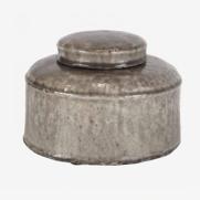 Made Ile Pot céramique taupe 2662303 QQ - Décoration - Ile d'Oléron Ø 20 cm - H. 14 cm