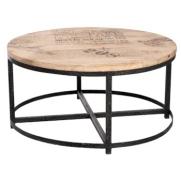 Made Ile Table basse 45117 J - Décoration - Ile d'Oléron