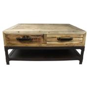 Made Ile Table basse MB80 Jb - Décoration - Ile d'Oléron