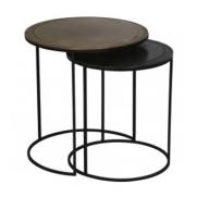 Made Ile Tables gigognes 6706018 LL - Décoration - Ile d'Oléron