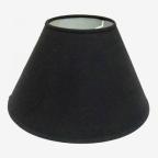 Made Ile Abat jour noir 0205164 QQ - 16 ou 20cm