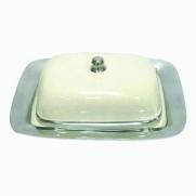 Made Ile Beurrier blanc alu 2312012 QQ -20x16x6.5cm