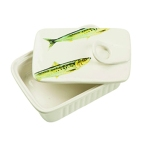 Made Ile Boite terrine sardine 302146 SP - 12x9x5cm