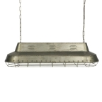 Made Ile Decoration Ile d'Oleron - Suspension metal 800575-M DBP - 130x40cm