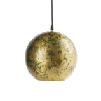 Made Ile Decoration Ile d'Oleron - Suspension metal laiton 800619-B DBP