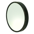 Made Ile Miroir rond metal brun 009724 SP - 20 ou 30cm
