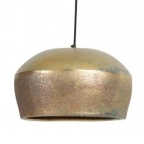 Made Ile Suspension metal bronze or 3085250 LL - 37x22cm