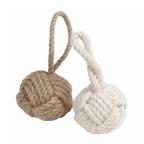 Made Ile Touline blanc ou corde 008949 SP - 5cm