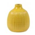 Made Ile Vase jaune 5907260 6290560 LL - 21 ou 26cm